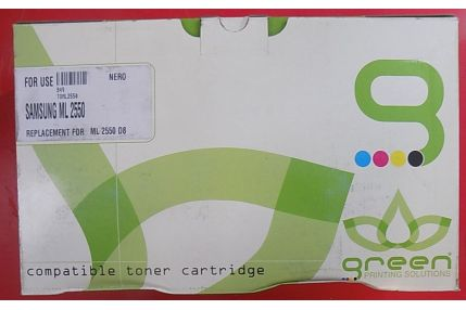 Toner Stampanti - TONER NERO 848 TOML2250 COMPATIBILE PER SAMSUNG ML 2250