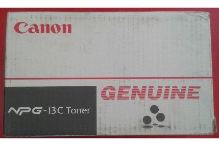 Toner Stampanti - TONER NERO CANON NPG-13C 1384A002 AC ORIGINALE