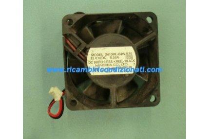 Ventole PC - VENTOLA 2410ML-04W-B70 PER SIEMENS SIMATIC PANEL PC 670 (120-239 V)