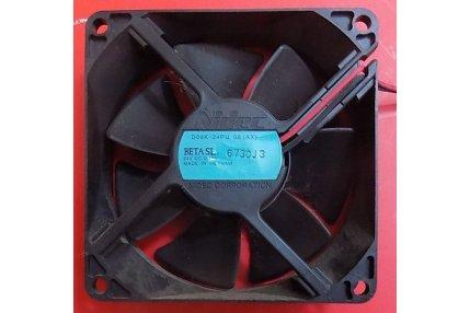 Ventole Stampanti - VENTOLA ECOSYS D08K-24PU 08 (AX) 6730J3 24V DC 0.13A