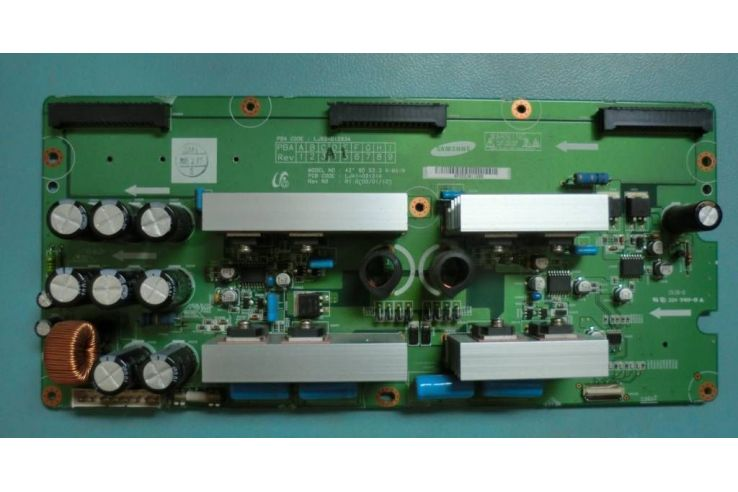 X-MAIN 42 SD S3.3 LJ41-03131A REV R1.0 LJ92-01283A REV A1