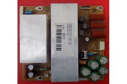 X-Main Samsung 42 HD W3 LJ41-06005A REV R1.0 LJ92-01482B REV BA1 BA2CODICE A BARRE VA482B IA482B