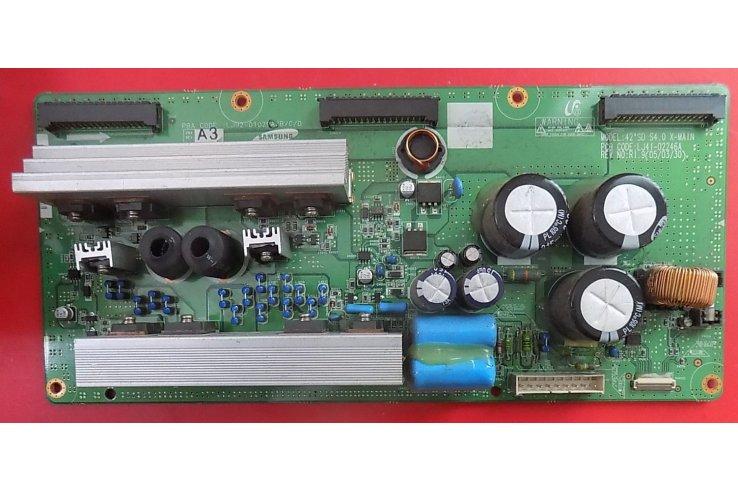 X-MAIN SAMSUNG 42 SD S4.0 LJ41-02246A REV R1.9 LJ92-01029A REV A3