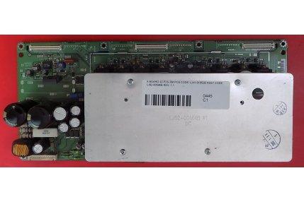 X-MAIN SAMSUNG 42-P2S-XM LJ41-01052B LJ92-00596B REV 1.1 REV A2 - CODICE A BARRE BA0931001244