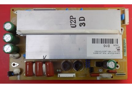 X-MAIN SAMSUNG 50U(F)2P LJ41-08457A REV R1.3 LJ92-01727A REV BA7 - CODICE A BARRE FA 727B A7 - BA7
