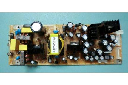 Alimentatori e Sub Alimentatori TV - ALIMENTATORE 001-05850-400(R2) RW(VCR)