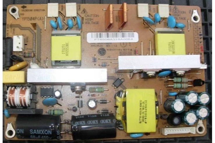ALIMENTATORE 6870TC32D10 REV 1.0 - YP1504P(A) - CODICE A BARRE FT508A318A0064