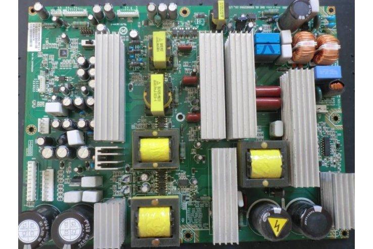 ALIMENTATORE DGLP-420S REV.065 - CODICE A BARRE 3501Q00063A REV 6.5ps424