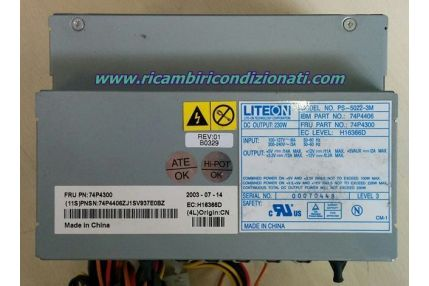Alimentatore Lenovo 74P4300