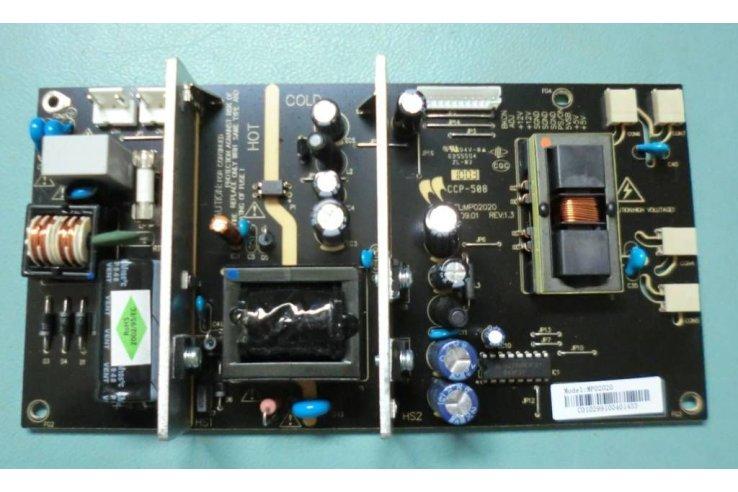 ALIMENTATORE MP02020 REV 1.3 - CODICE A BARRE C010299100401453