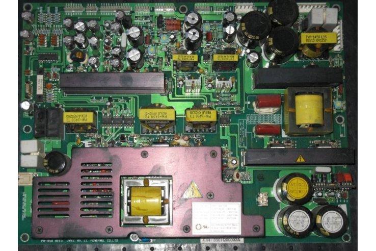 ALIMENTATORE PW-1450 REV E 3501Q00002A