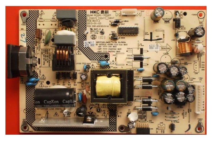 ALIMENTATORE Q.BELL HKL-320401 REV 1.2 6003010146 - CODICE A BARRE HLPM019