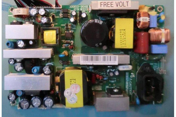 ALIMENTATORE SAMSUNG BN96-01850E - LCD23VFAX-E REV 4.0