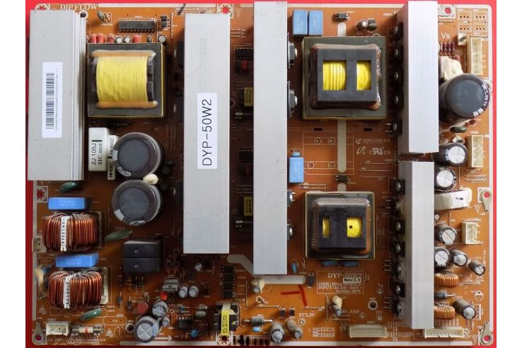 ALIMENTATORE SAMSUNG DYP-50W2 BN44-00160A REV 1.2