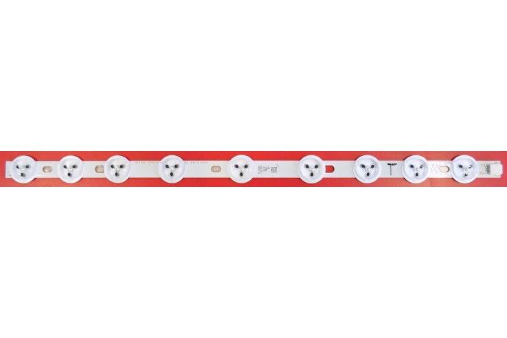 BARRA LED TELEFUNKEN VESTEL REV0.2 - CODICE A BARRE VES390 UNDC-01 A