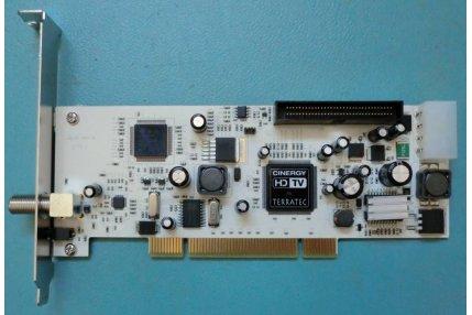Accessori PC - CINERGY S2 PCI HD ORIGINALE NUOVA TERRATEC