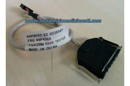 Cavi/Flat PC - DUAL USB PORTS CAVO 48P6562 - PER PC LENOVO
