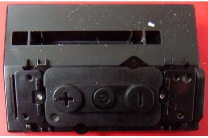 - Tastiera Tv per Sony KD-55XG8196Completa di parte estetica neraSmontata da Tv Nuovo