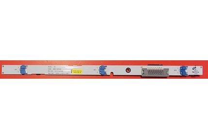 - Barra di Interconnessione Led Samsung 28 BN41-02168A REV 2.0 Codice targhetta BN96-30413ASmontata da Tv Nuovo