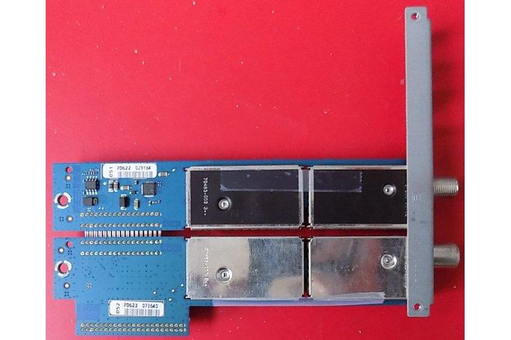 Moduli Tuner Loewe 70483-002 BCodice a barre 051 70622 029184 + Modulo 70483-001 BCodice a barre 052 70623 073640