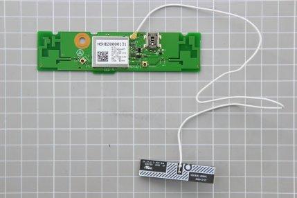 Modulo WiFi Panasonic WLU5540B-D81Codice QR N5HBZ0000131 con Antennina 48XCBC01.0GAAPCSmontati da Tv Nuovo