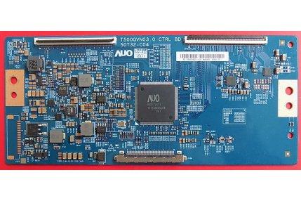 - T-Con Hisense T500QVN03. 0 50TY32-C04Codice a barre TS-5543T06C01