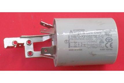 Filtri Rete / Antidisturbo Lavatrici - Filtro Antidisturbo HOOVER 10S7D-X31052732.0-Q 41037239 ORIGINALE