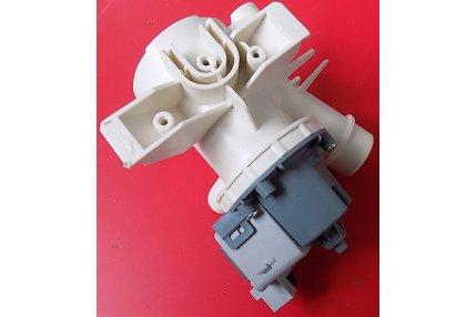 Pompe di Scarico Lavatrici - Pompa Scarico Hoover B25-6AZC 41018403Completa Originale