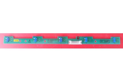 Barra di Interconnessione Led SAMSUNG 32 SHARP REV 1.0 BN41-02017A Codice a barre BN96-28491A