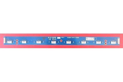 Barra di Interconnessione Led KLS-320FB REV 02 Codice a barre T051703023A2