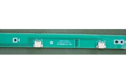 Barra di Interconnessione Led PANASONIC 6637L-0032A PPW-NL47SC(A) REV0.1 Codice CXA20A