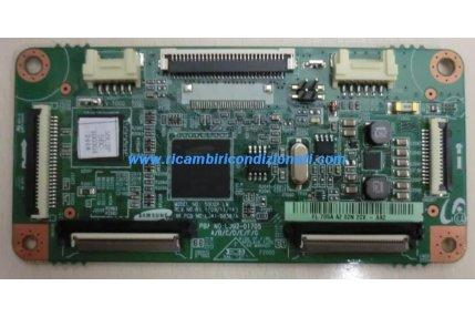 T-Con SAMSUNG 50U2P LM LJ41-08387A REV R1.1 LJ92-01705 Codice a barre FL 705A A2 - AA2 Smontata da Tv Nuovo