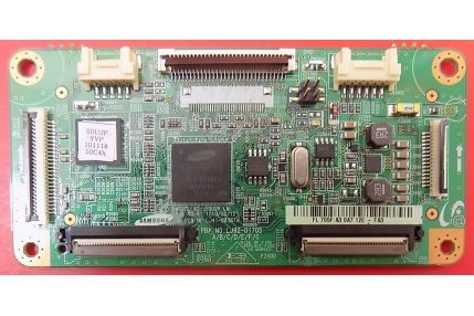 T-Con SAMSUNG 50U2P LM REV R1.1 LJ41-08387A Codice a barre FL 705F A3 - FA3