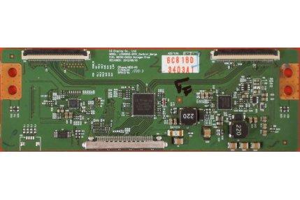 - T-Con LG LC500DUE-SFR1 6870C-0452A Codice a barre 3403A1