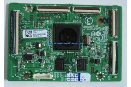 - T-Con LG LGE PDP 120713 50R5_60R5 EAX64778001 Codice a barre EBR75760502 Smontata da Tv Nuovo
