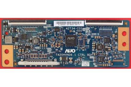 - T-Con LG T420HVNO6.1 42T34 C01 Codice a barre 5539T06C11