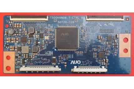- T-Con LG T500HVN08.7 50T20-C09 Codice a barre 5542T33C04