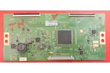 - T-Con LG V14 TM120 UHD VER0.6 6870C-0502C Codice a barre 3703D1 Smontata da Tv Nuovo