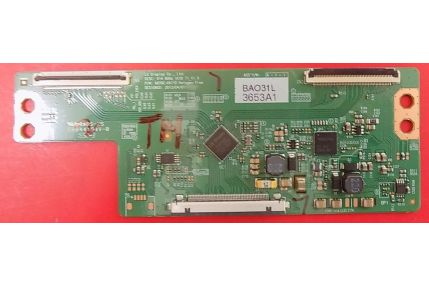 - T-Con LLG V14 60HZ 1G1D T1 V1.0 6870C-0471D Codice a barre 3653A1 Smontata da Tv Nuovo