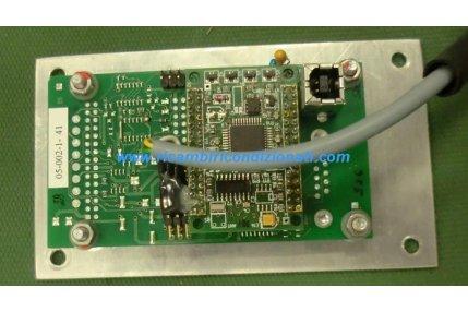Ricambi PC - 05-002-1-4 BS PER GEFAHARD GS 1525-T-STY-08 ART. NO 255-15-0010