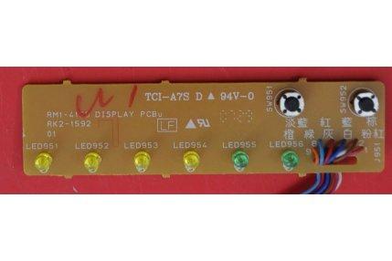 Tastiere Display Stampanti - Tastiera HP RM1-4156 RK2-1592