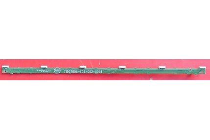 Barre Led - Ambilight Philips 715G7008-T02-002-005T Originale Nuova