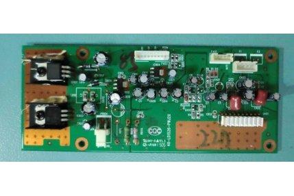 Schede Audio TV - AMPLIFICATORE AUDIO THOMSON 40-LD1526-PWJ2X