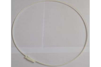 - Anello in plastica fissaggio guarnizione oblo' Lavatrice Hoover 41035091 Originale Nuovo