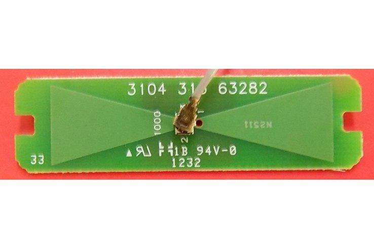 Alimentatore AIP-0118 REV D - Codice a barre 860-ALZ-2A1DWH