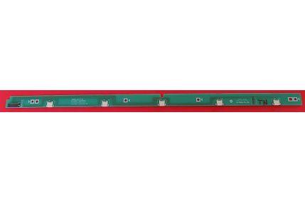 Barre di Interconnessione - BARRA DI INTERCONNESSIONE LED PANASONIC 6637L-0032A PPW-NL47SC(A) REV0.1 - CODICE A BARRE CXA10A NUOVA