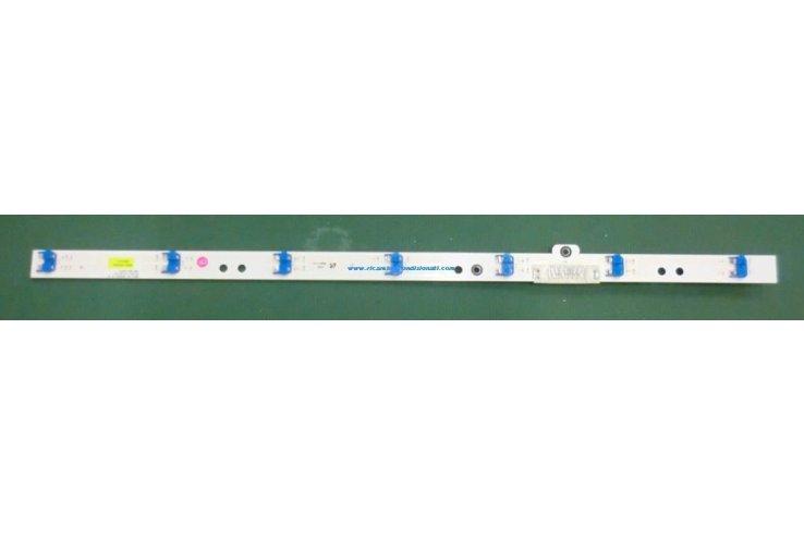 BARRA DI INTERCONNESSIONE LED SAMSUNG SF 39 BN41-02027A REV 2.3 - CODICE A BARRE BN96-26928A