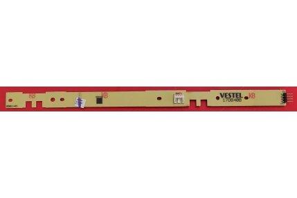 Barre di Interconnessione - Barra di interconnessione Vestel Telefunken 17DB40B Codice a barre 23176103