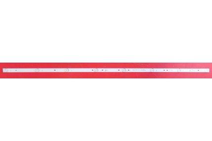 Barra Led Akai 49-50A06ZN-50HB08A-5 70427 V1.2-0T Codice a barre HF 31-500-711-01 185-1901 - M Z5 3.1-3.2V J7 G0445ZA805G