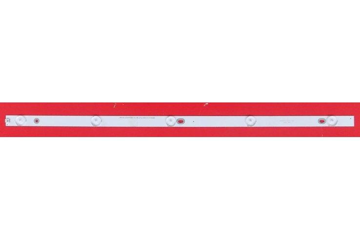 BARRA LED AKAI DS55M72-DS02-V01 DSBJ-WG - 2W2006-DS557200-01 NK-U1-L(35H-01)170426D NUOVA